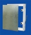 Ellenőrző ablak  Ragasztható fém DKP 150×200