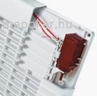 Vents 125 LDTL Auto zsalus ventilátor időzítővel  választható színű előlappal Golyóscsapággyal