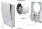 Vents 100 Style Eco Wifi, Led
