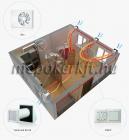 VENTS TWIN FRESH SA-60 hővisszanyerős szellőztető