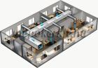 Vents VKP 4E 500x300 Légcsatorna ventilátor