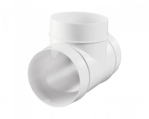 Műanyag T idom átm 150mm (333)