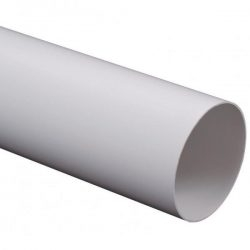 Átm.125mm PVC cső 1fm (2010)