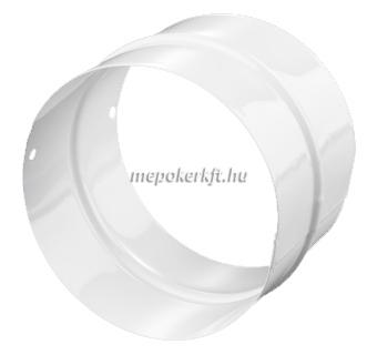 Műanyag toldó átm 100mm (111)