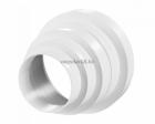 Műanyag Szűkítő 80/100/120/ 125/150mm (310)