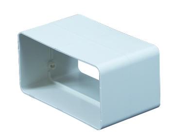 Műanyag toldó 60x204mm (818)
