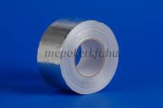 Alumínium szalag egy oldalt öntapadó 50mm x L=50m