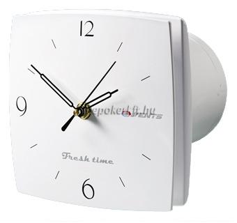 Vents 100 LD fresh time T Axiális Fali Elszívó ventilátor  időkapcsolóval