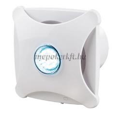 VENTS 100 X star Axiális Fali Elszívó ventilátor  LED világítással