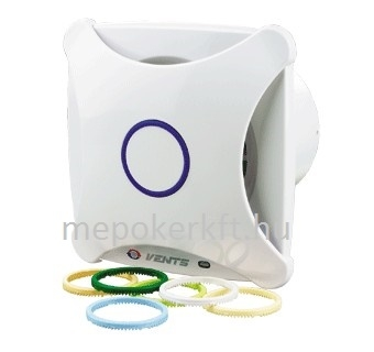 Vents 100 X  Axiális Fali Elszívó ventilátor
