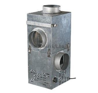 Vents KAM 150 KFK friss levegő bekeveréssel, szűrő dobozzal szerelve
