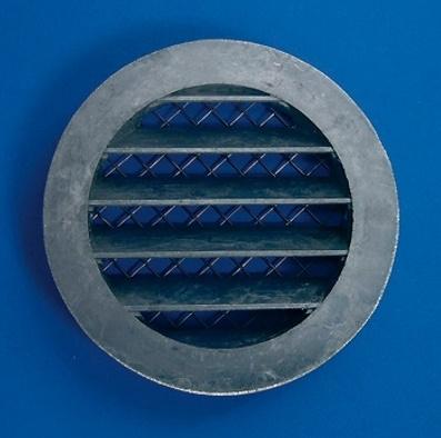 Alumínium szellőzőrács MRA 200