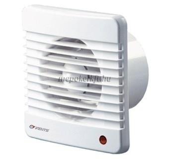 VENTS 125 MVTHL Húzózsinóros ventilátor időkapcsolóval páraérzékelővel golyóscsapággyal