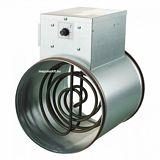 NK 160-3,4-1U Fűtésszabályzóval szerelt elektromos fűtőelem