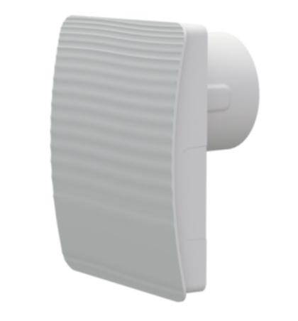 VENTS 100 Style TH Duo Fali Zalus csendes elszívó ventilátor
