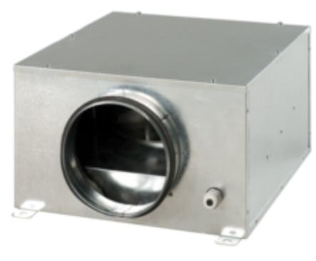Vents KSB 250 EC Hangszigetelt ventillátor